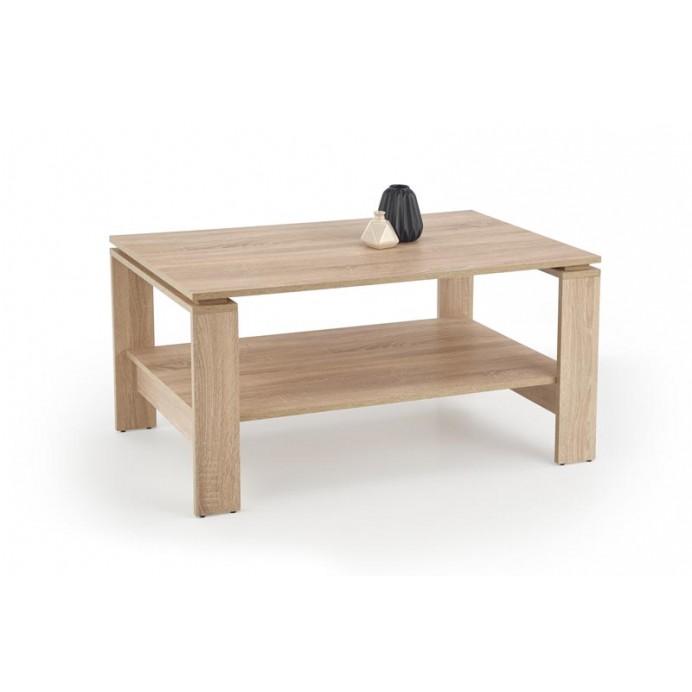 ΤΡΑΠΕΖΑΚΙ ΣΑΛΟΝΙΟΥ Αndrea sonoma oak 110/60/52 cm